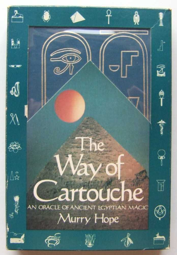 Image for The Way of Cartouche: An Oracle of Ancient Egyptian Magic