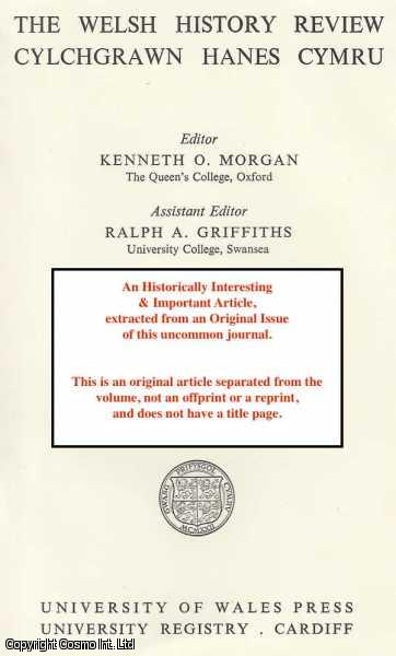 The Treaty of Woodstock, 1247 : its Background and Significance., Lewis, Ceri W.