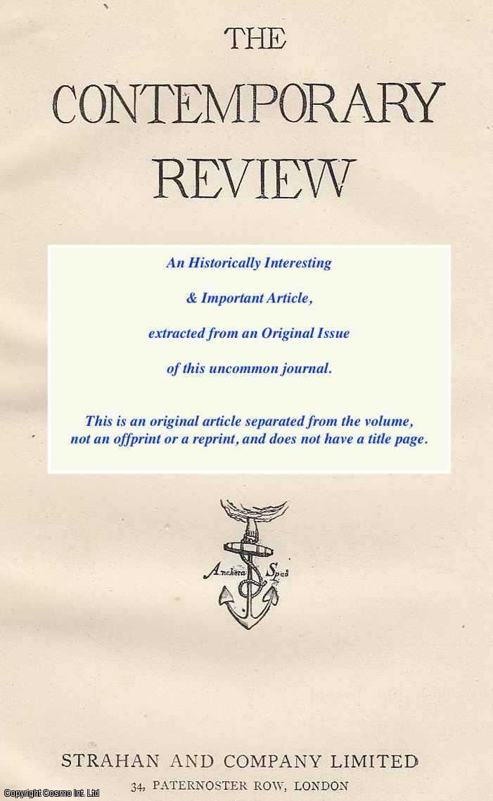 Are Reforms Possible under Mussulman Rule ?  The Eastern Question., MacColl, Malcolm.