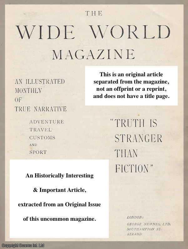 50 Years of the Wide World. A review of its Jubilee by the Editor, who has been with the Magazine since its beginning., Pitt Kethley, A. H. V.