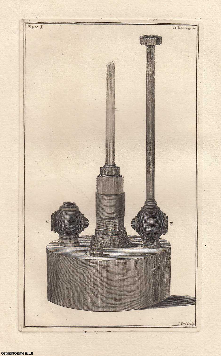 Description of a new portable Barometer.  Communicated by the Rev. H. Ussher.  From Transactions of the Royal Irish Academy., McGuire, Artrhur