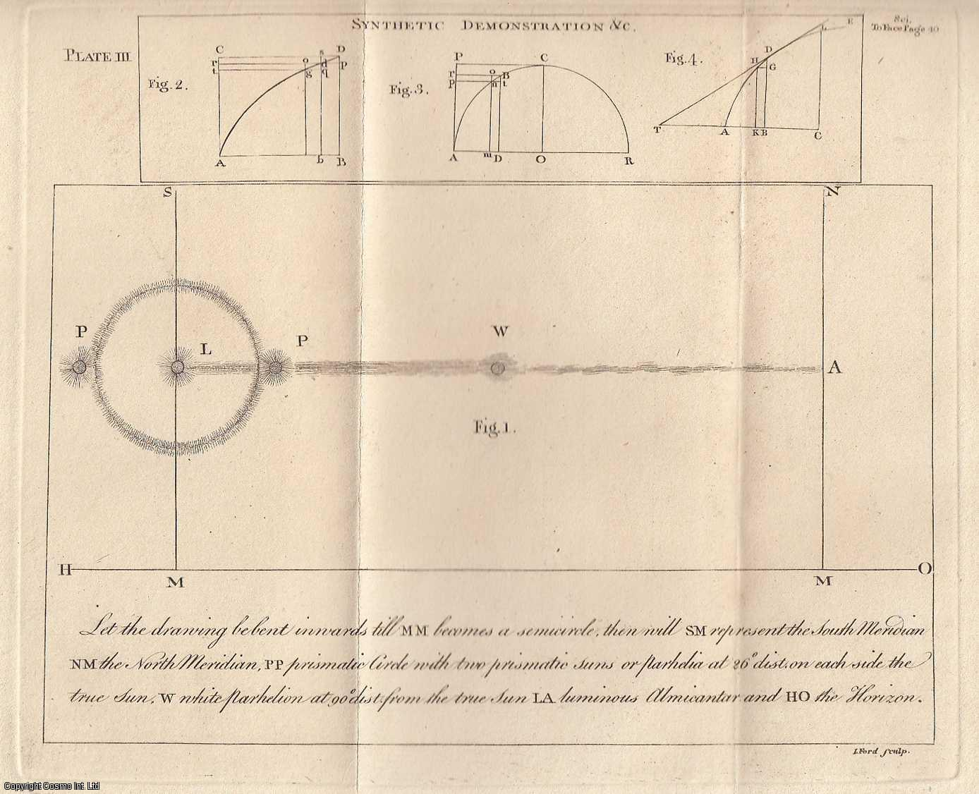 A Synthetical Demonstration of the Rule for the Quadrature of Simple Curves.  From Transactions of the Royal Irish Academy., Young, Rev. M.