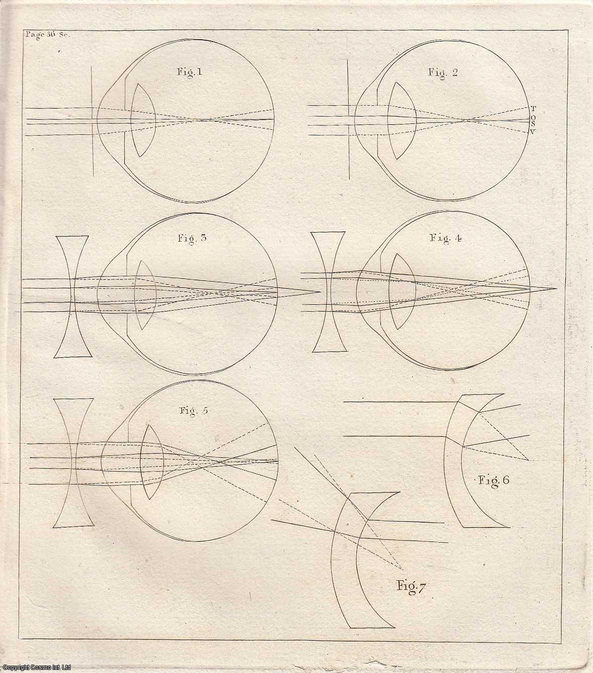 An Essay to improve the Theory of Defective Sight.  From Transactions of the Royal Irish Academy., Stack, Rev. John.