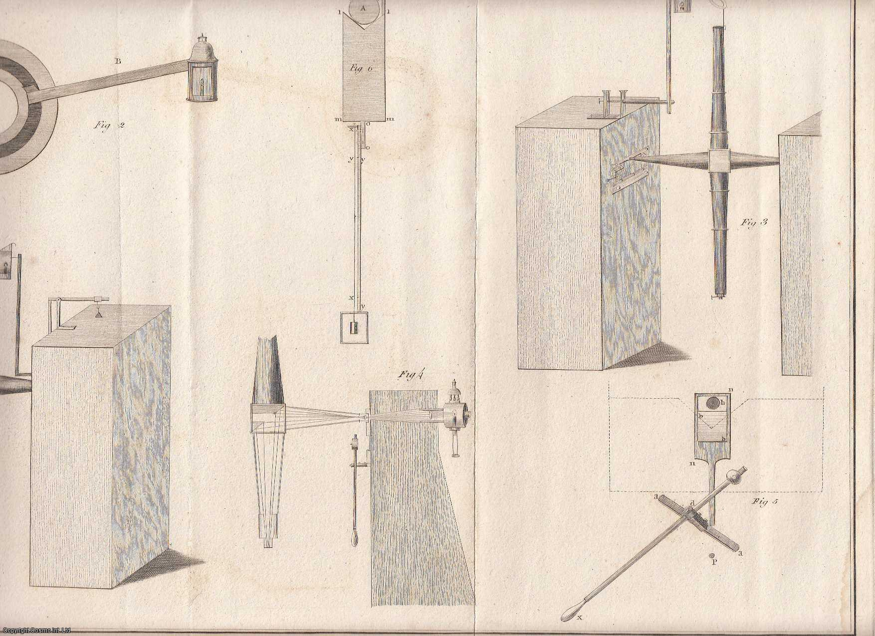 An Account of a new Method of Illuminating the Wires, and Regulating the Position of the Transit Instrument.  From Transactions of the Royal Irish Academy., Ussher, Rev. Henry.