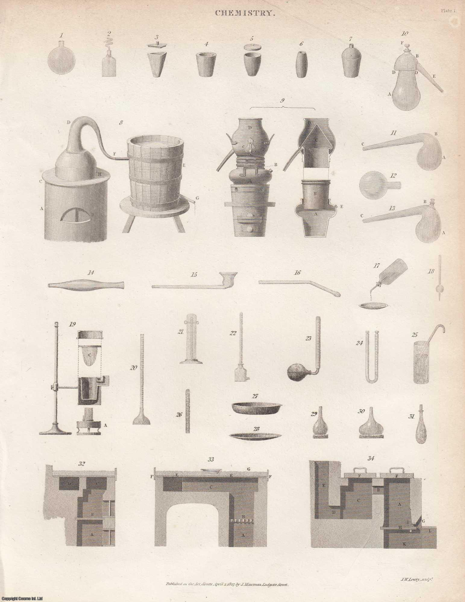Chemistry.  An Article From the Encyclopaedia Metropolitana., Rev. Francis Lunn, F.R.S.