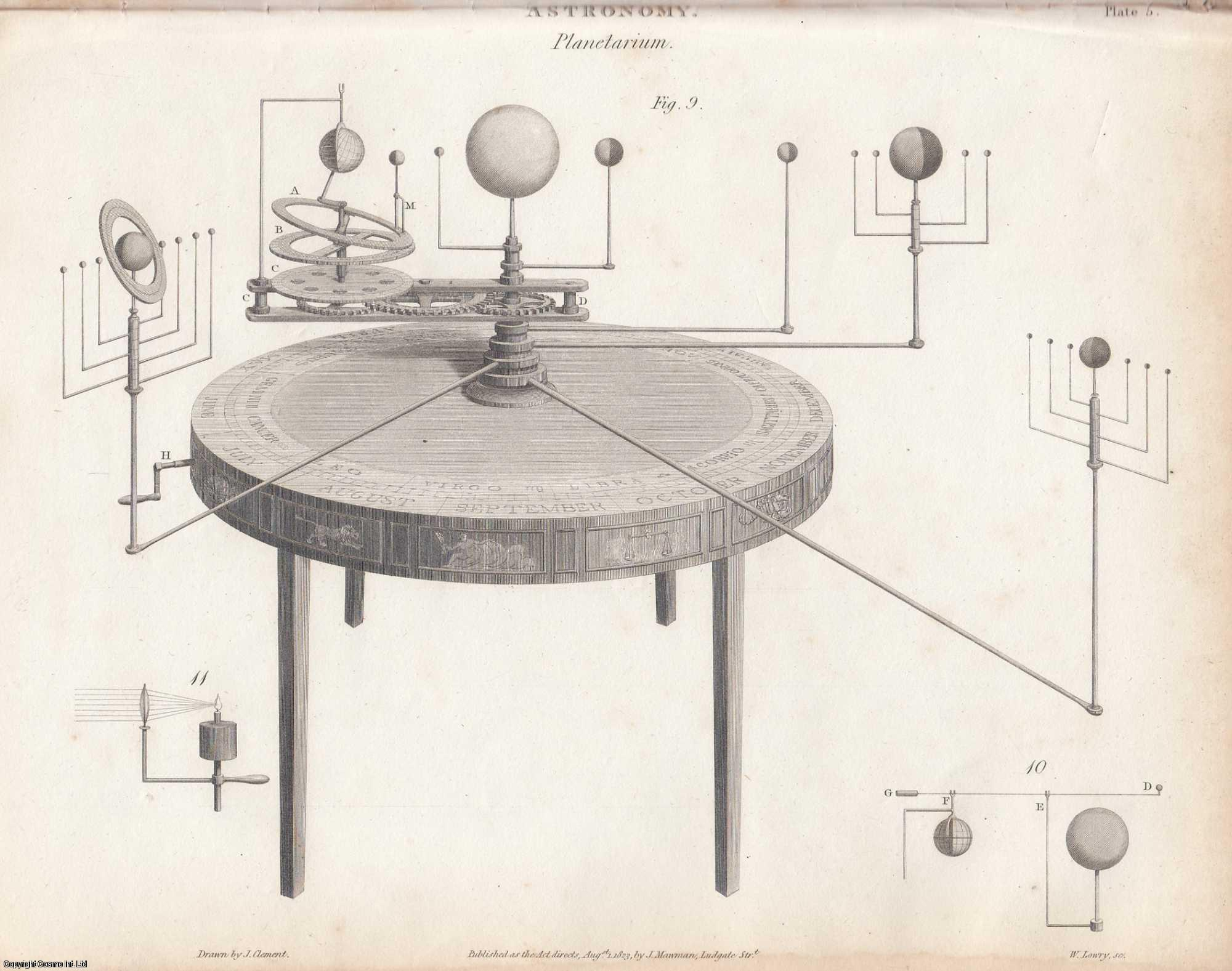 Astronomy.  An Article From the Encyclopaedia Metropolitana., Peter Barlow.