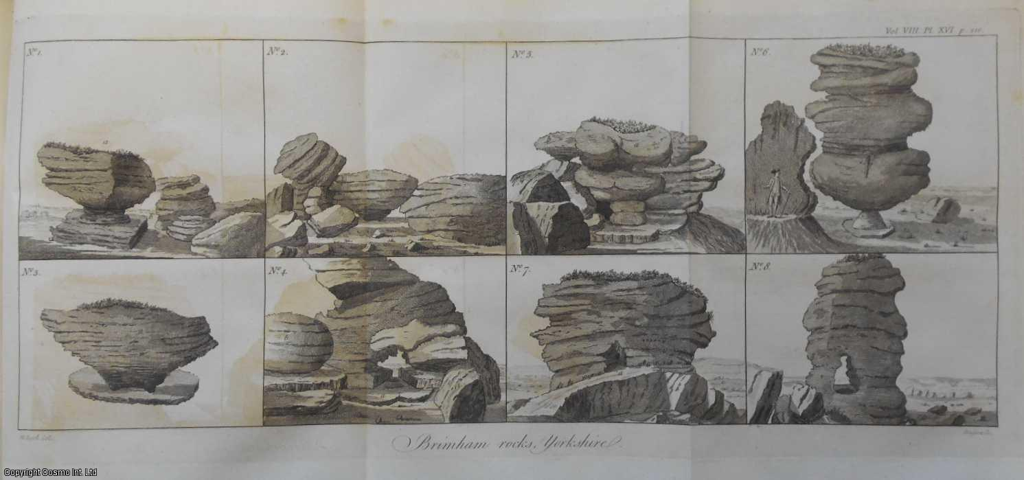 Some Account of the Brimham Rocks in Yorkshire., Hayman Rooke, Esq.