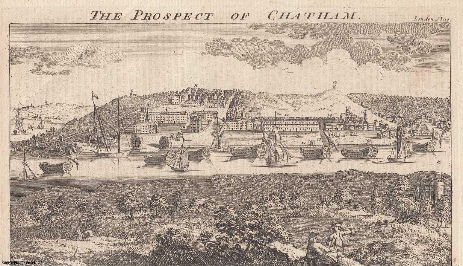 Account of the Works at Chatham., ---.