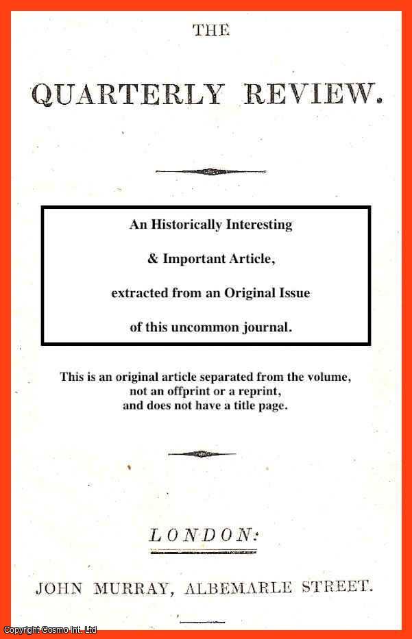 --- - Retaliation and Reciprocity. A rare original article from the Quarterly Review, 1903.
