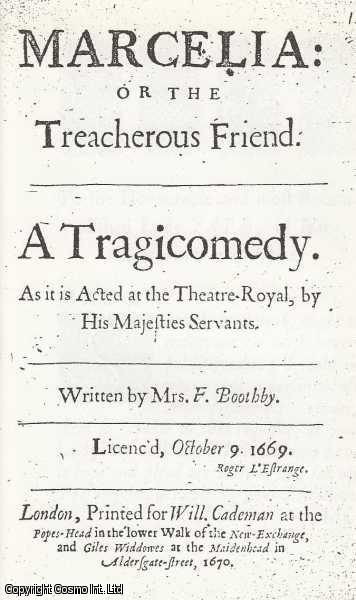 Miscellaneous Plays. The Early Modern Englishwoman: A Facsimile Library of Essential Works. Series 2: Printed Writings, 1641-1700: Part 1. Volume 7., Introduced by Stephanie Hodgson-Wright. Series Editors Betty S. Travitsky & Patrick Cullen