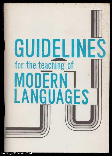 --- - Guidelines For The Teaching Of Modern Languages