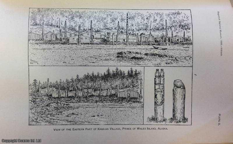 The Coast Indians of Southern Alaska and Northern British Columbia.  Based on the Collections in the U.S. National Museum, and on the Personal Observation of the Writer in Connection with the Survey of Alaska in the Seasons 1885, 1886, and 1887.