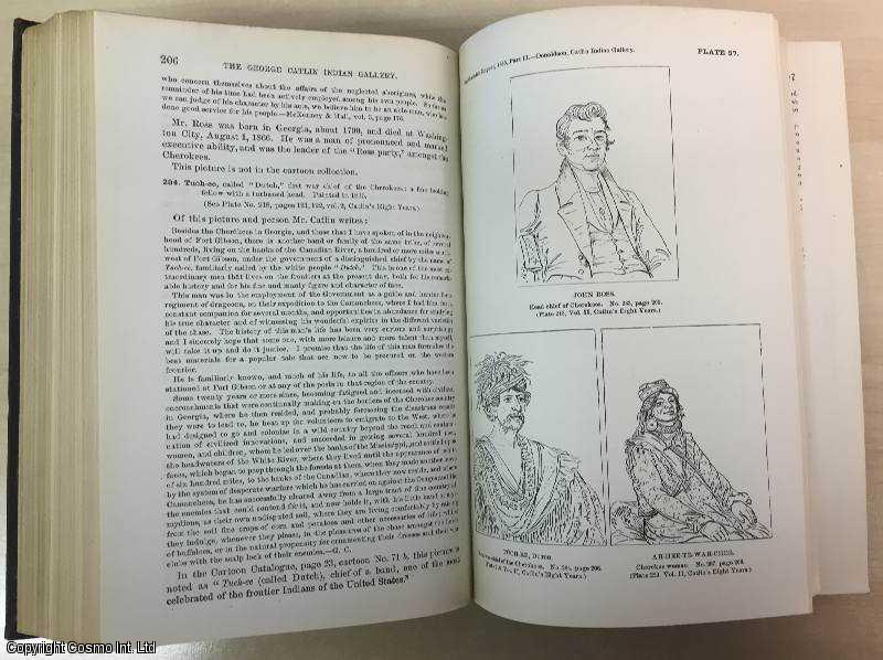 The George Catlin Indian Gallery in the U.S. National Museum (Smithsonian Institution) with Memoir and Statistics., Donaldson, Thomas