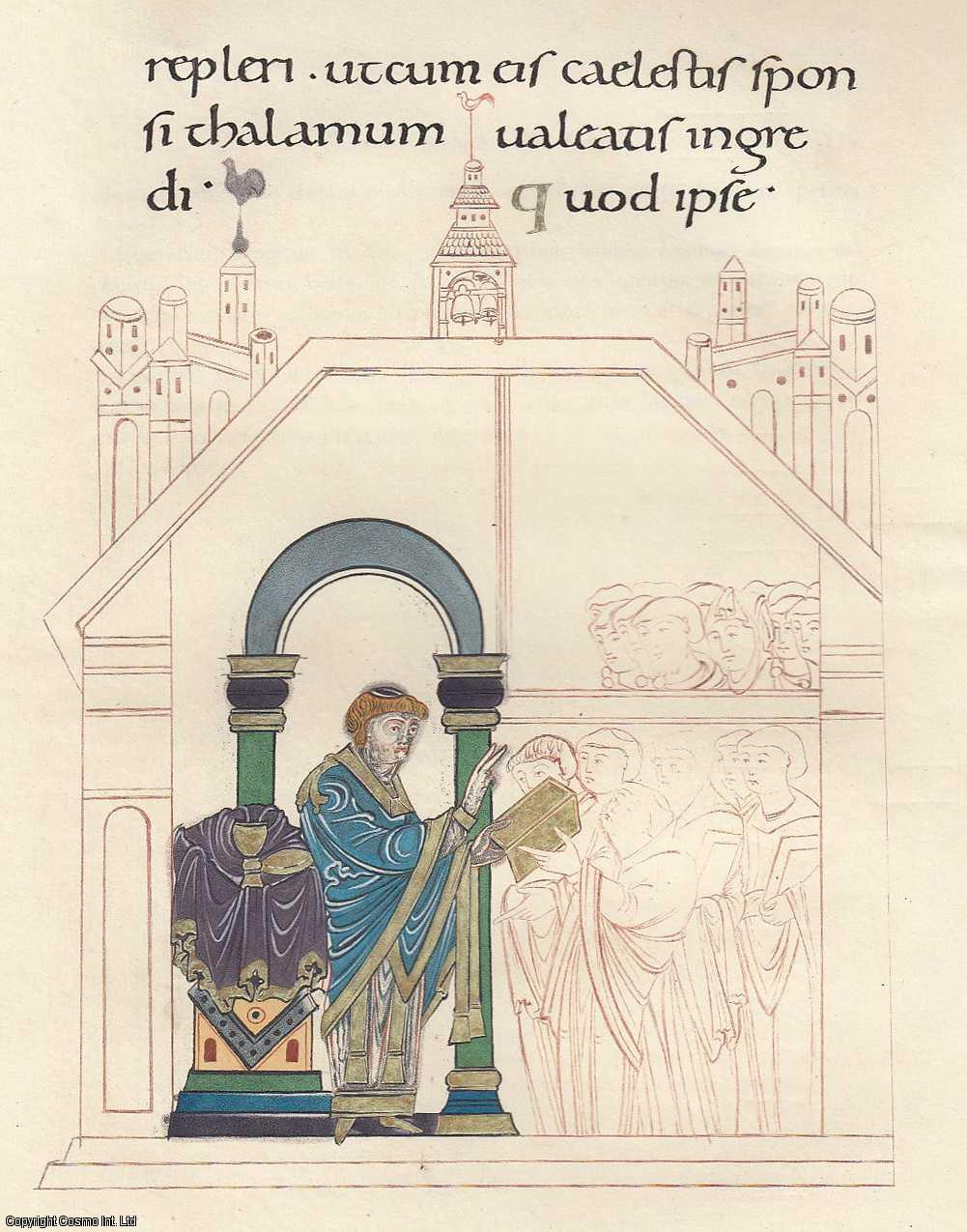 A Dissertation on St. AEthelwold's Benedictional, an illuminated MS. of the 10th Century, in the Library of his Grace the Duke of Devonshire., ---.