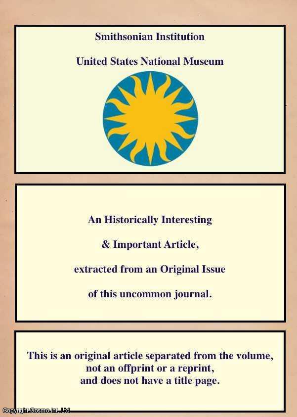 SPINDEN, H. J. - Population of Ancient America.