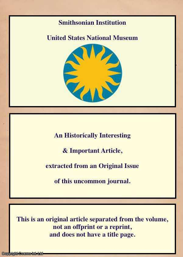 HASTINGS, C. S. - History of The Telescope. An original article from the Report of the Smithsonian Institution, 1892.