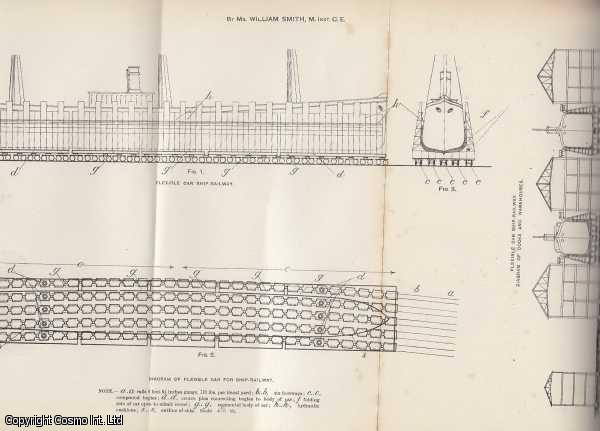 On the Proposed Ship Railway. Illustrated by Models., Smith, William