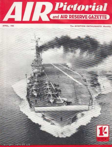 Air Pictorial and Air Reserve Gazette, The Popular Flying Monthly. An incomplete run consisting of 14 issues from June 1954 to May 1956., Hillier (Editor), Frank