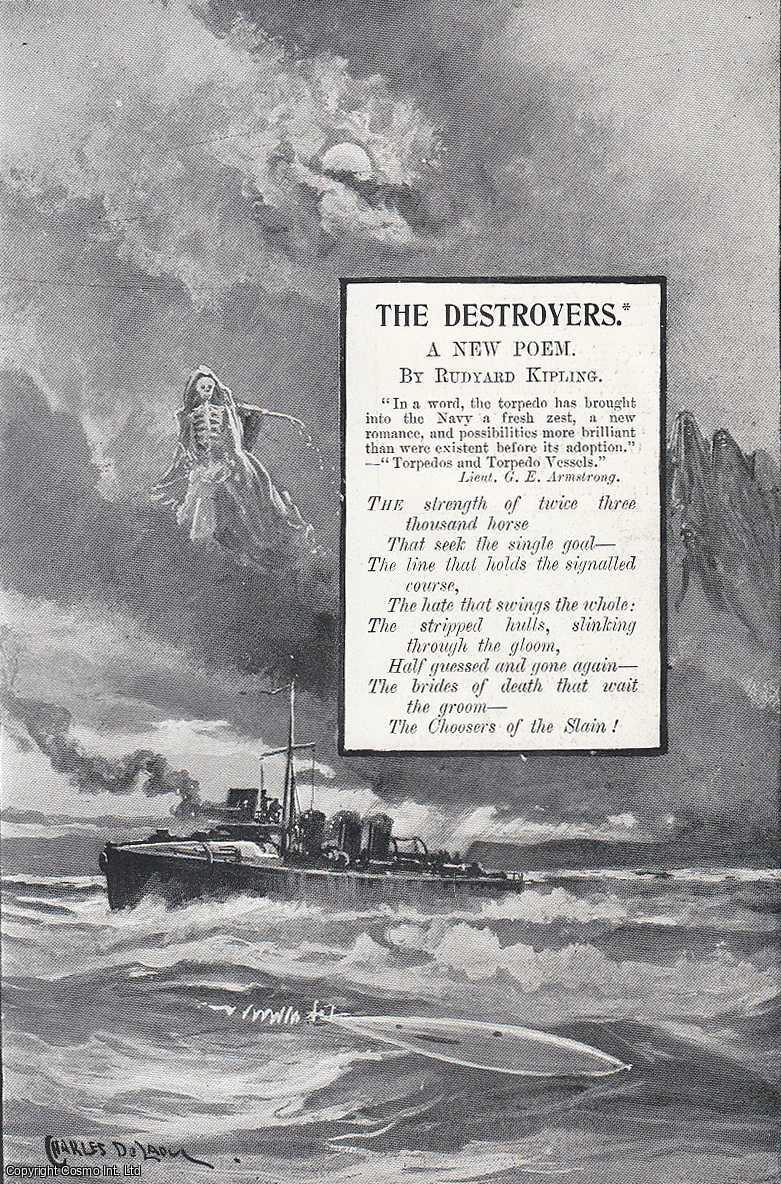 The Destroyers. A New Poem., Kipling, Rudyard
