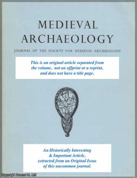 Anglo-Saxon and Later Medieval Glass in Britain: Some Recent Developments., Harden, D. B.