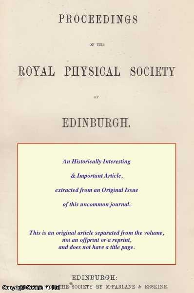 A Contribution to the Spider Fauna of Scotland., Jackson, A. Randell