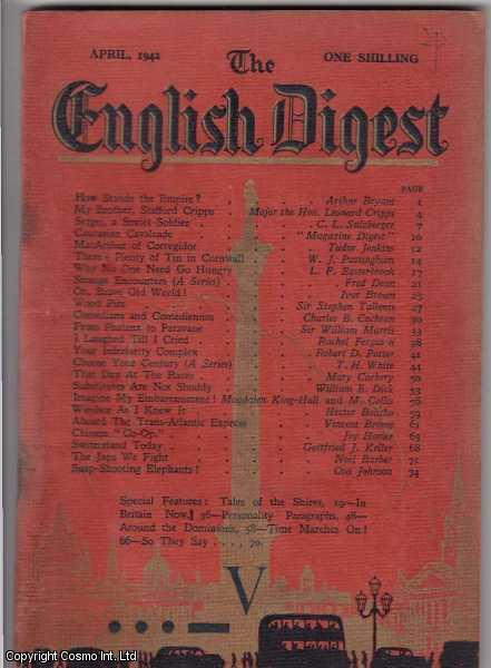 The English Digest. April 1942., ---.