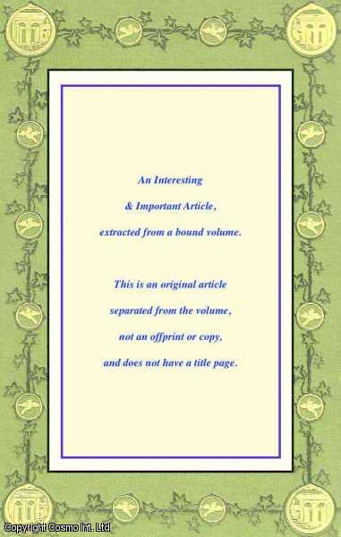 A Visit to Italy. By Mrs. Trollope., ---.