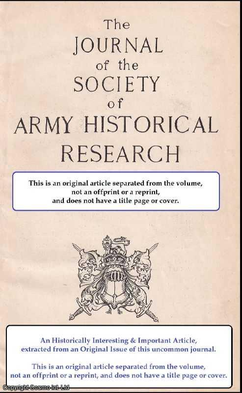 Mediaeval Artillery in a former Expeditionary Force Overseas (3 part article), Macdonald, Lieut-Colonel R.J.