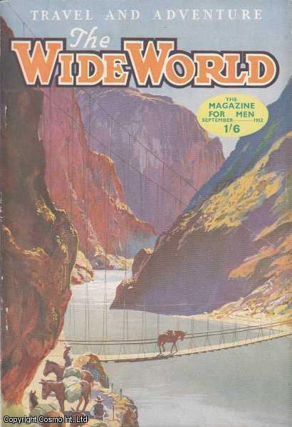 The Wide World Magazine, Vol 109, No 651, September 1952., Victor Pitt-Kethley (Editor)