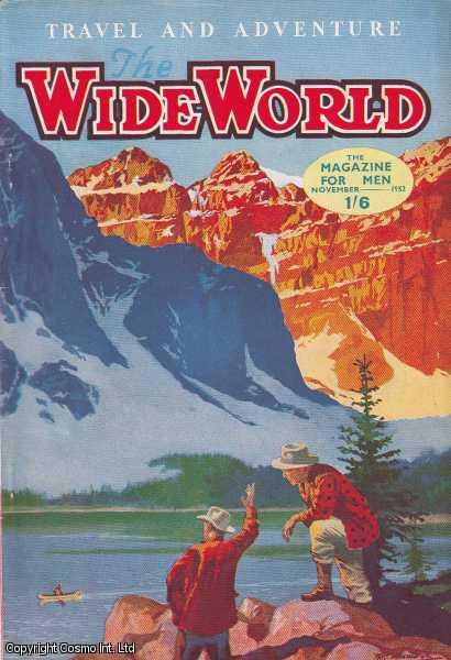 The Wide World Magazine, Vol 110, No 653, November 1952., Victor Pitt-Kethley (Editor)