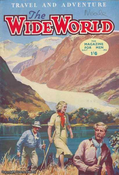 The Wide World Magazine, Vol 111, No 661, July 1953., Victor Pitt-Kethley (Editor)