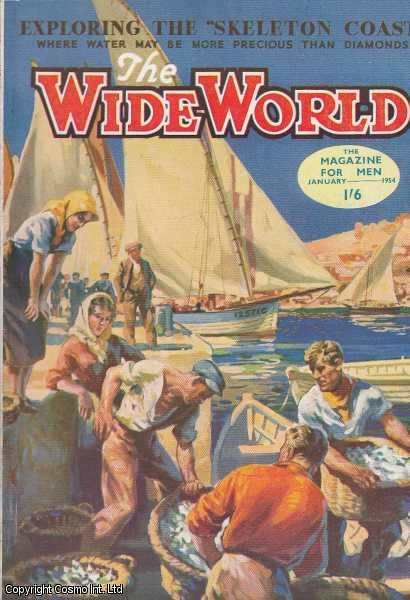 The Wide World Magazine, Vol 112, No 667, January 1954., Victor Pitt-Kethley (Editor)