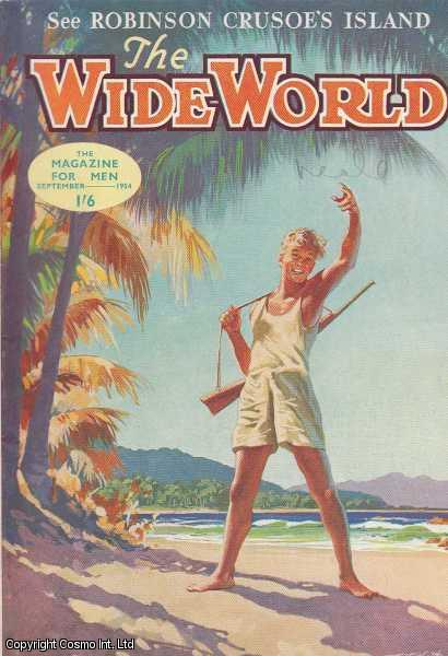 The Wide World Magazine, Vol 113, No 675, September 1954., Victor Pitt-Kethley (Editor)