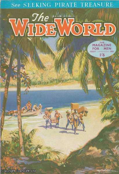 The Wide World Magazine, Vol 115, No 685, July 1955., Victor Pitt-Kethley (Editor)