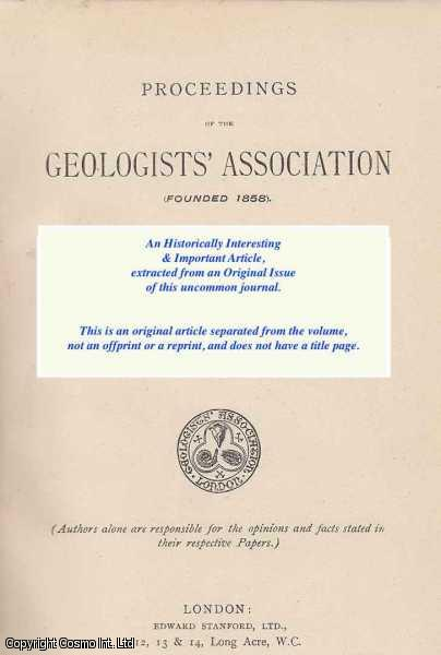 ELLIOTT, GRAHAM F. - A Palaeoecological Study of a Cotswold Great Oolite Fossil-Bed (English Jurassic). An original article from the Proceedings of The Geologists' Association, 1973.