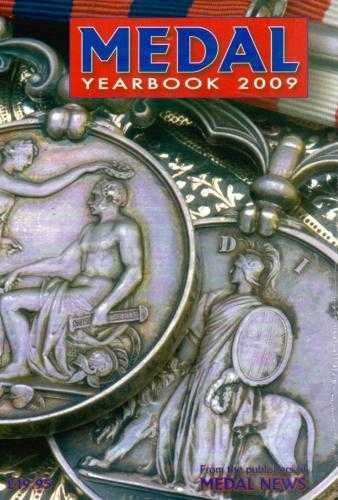 Medal Yearbook 2009, Mussell, John W.