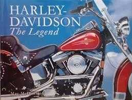 Harley-Davidson: the Legend, McDiarmid, Mac