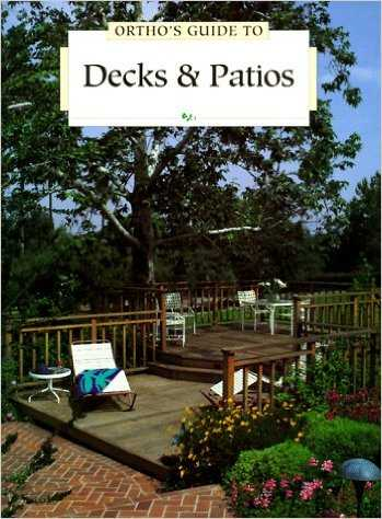 Ortho's Guide to Decks and Patios., Eric Clough