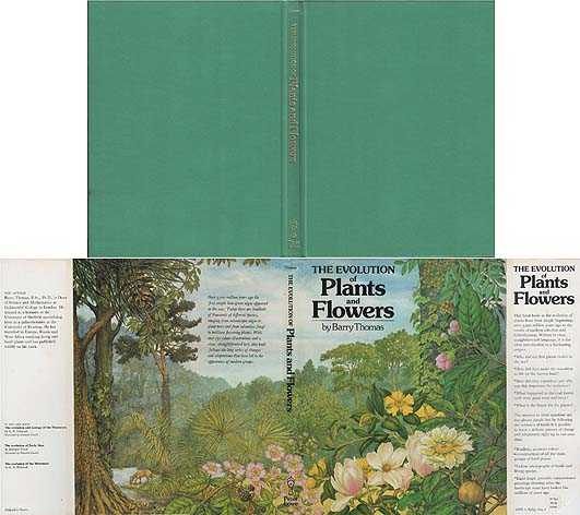 Evolution Of Plants And Flowers, Thomas, Barry