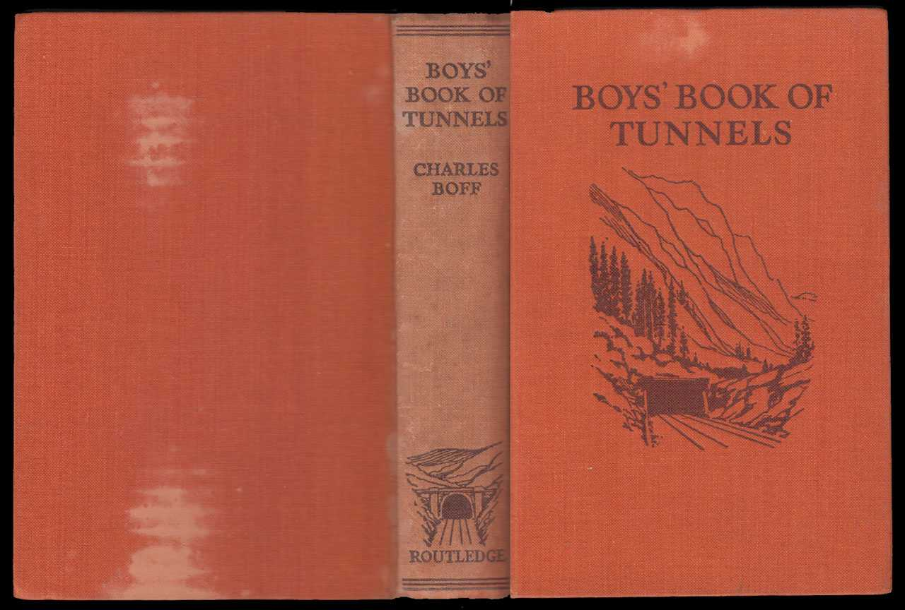 Boys' Book Of Tunnels, Boff, Charles