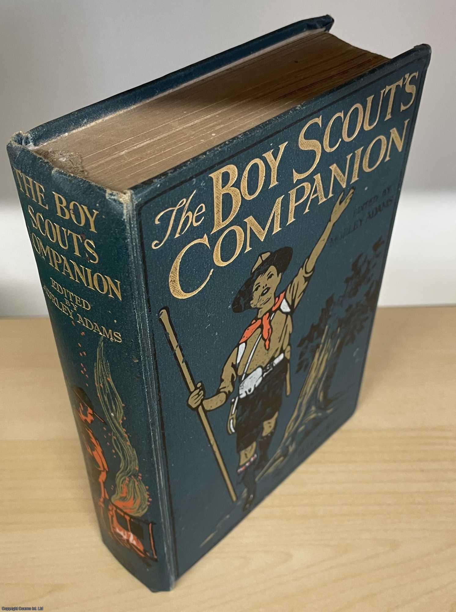 Boy Scout's Companion, Adams Morley [Edited By]