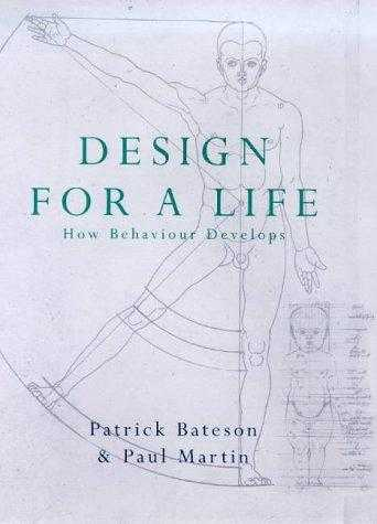 Design for a Life, Bateson, Patrick