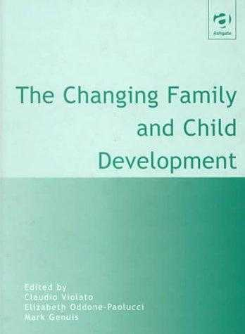 ETC. (EDITOR) - The Changing Family and Child Development