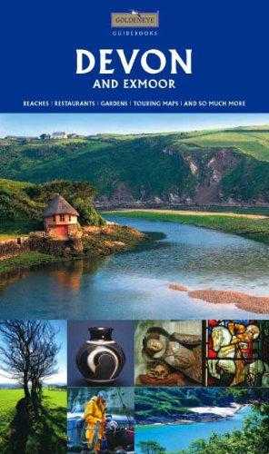 Devon & Exmoor: Beaches. Contemparary Art. Gardens. Restaurants and So Much M., Fricker, Illustrator) William (Author