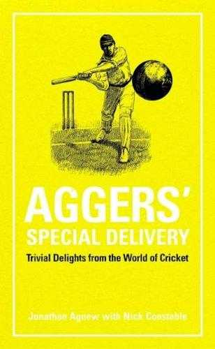Aggers' Special Delivery: Trivial Delights from the World of Cricket (Arcane ., Agnew, Jonathan