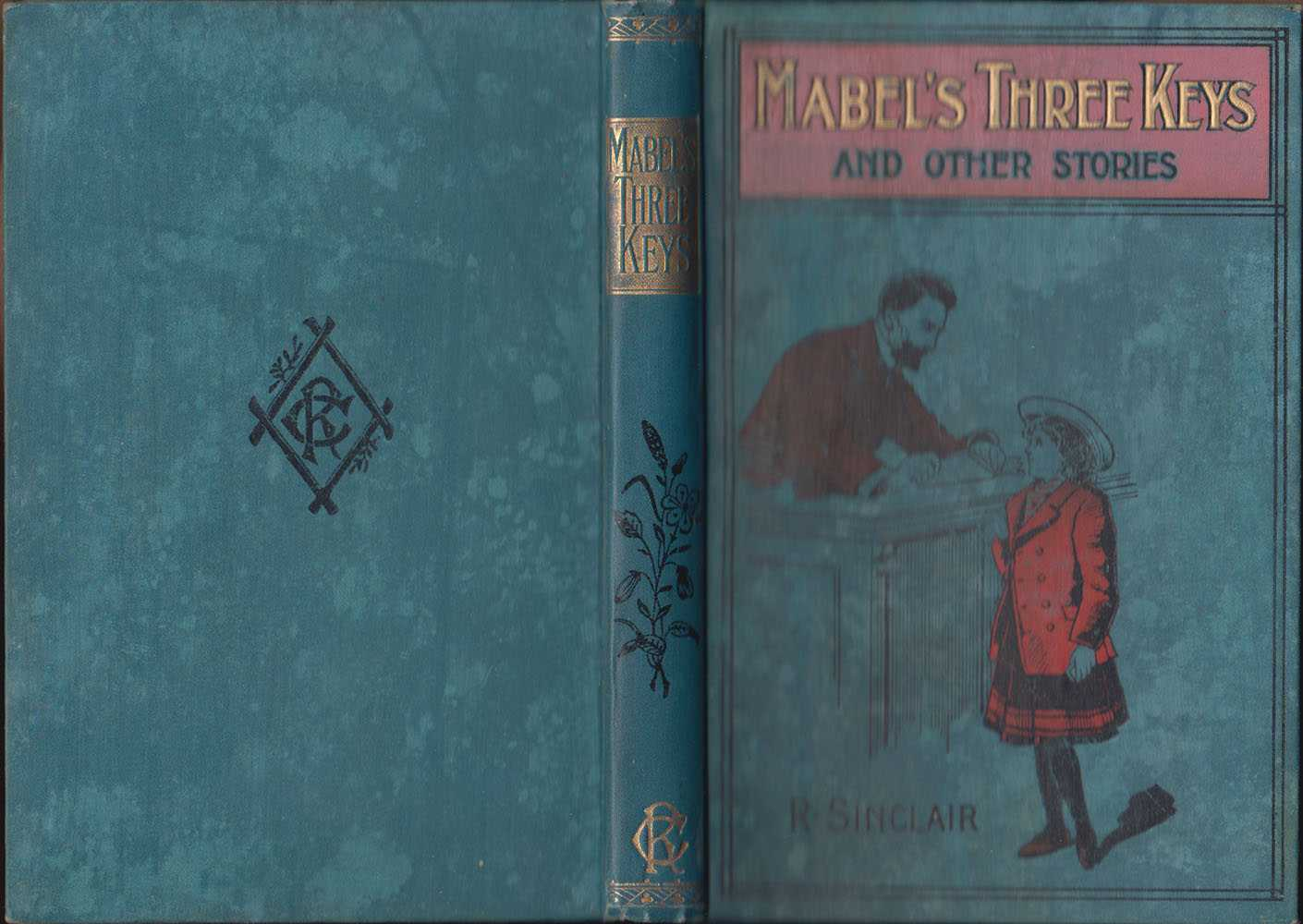 SINCLAIR R - Mabel's Three Keys and Other Stories