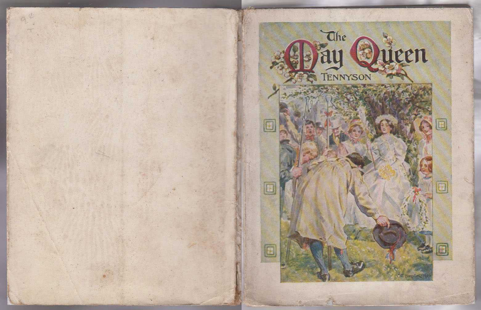TENNYSON, LORD ALFRED - May Queen
