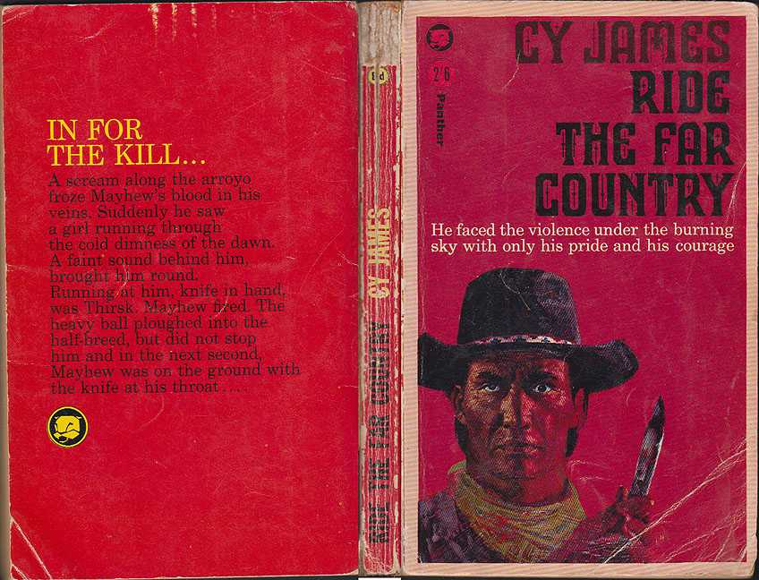 JAMES, CY - Ride The Far Country