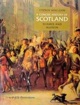 A Concise History of Scotland, Maclean, Fitzroy