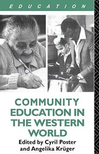Community Education and the Western World, Poster, Cyril